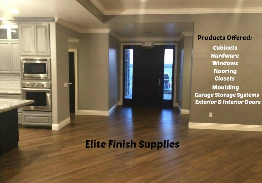 Elite Finish Supplies Is A Family Owned Home Improvement Store And Full  Service Door Shop Focusing On Providing Great Customer Service And High  Quality ...
